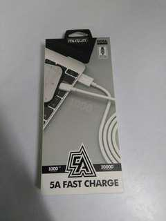 Musun 5A fast charge cable