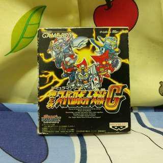 中古 日版 Gameboy 第二次 超級機械人大戰 G