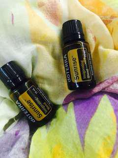 Doterra essential oil - sunrise 15ml