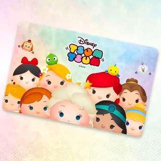 Princess Tsum Tsum Ezlink Card