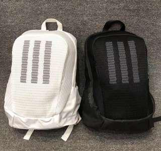 In stock brand new with tag and original packaging Adidas back pack gym bag school bag gym sack