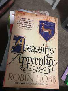 Assassin's Apprentice Robin Hobb