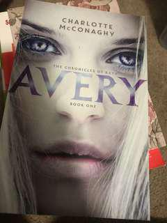 Avery book one the chronicles of kaya Charlotte McConaghy