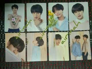 WTS/LFB BTS Love Yourself Concert Mini Photocard
