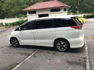 TOYOTA ESTIMA ACR55 SAMBUNG BAYAR