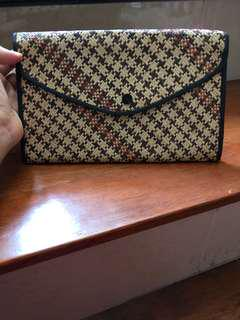 Simple and Chic Women's Clutch