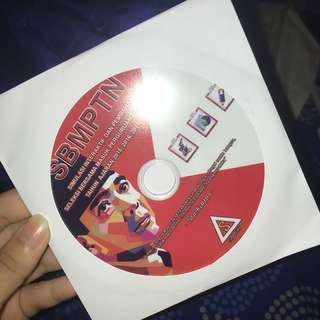 CD SBMPTN GAMBARAN 4 TAHUN