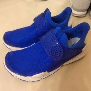 Nike Sock Dart royal blue Us5 Eu37.5 react ultra boost