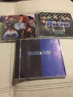 CD | Five & BSB