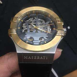 Maserati auto watch