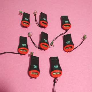 USB 2.0 MicroSD Card Reader / TF Card Reader