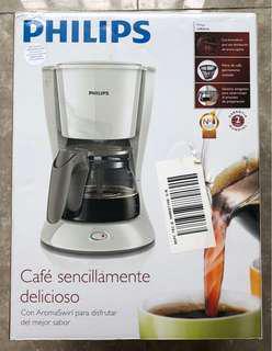 Philips Coffee Maker HD7447 - White Colour
