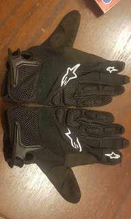alpinestars MTB gloves