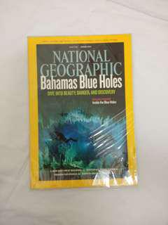 National Geographic August 2010