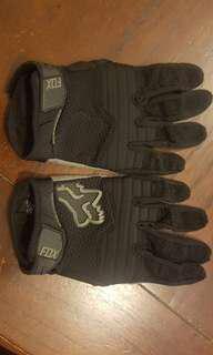 fox MTB gloves