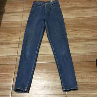 Freego High waisted Skinny Jeans (24 inches waist line)
