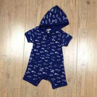 Chess Baby嬰兒連身衫 夾衣