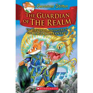 Brand New - The Guardian of the Realm(the Eleventh Adventure in the Kingdom of Fantasy) #11 - Hardcover