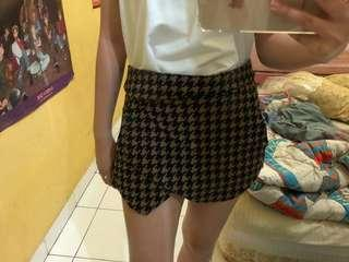 Short Houndstooth