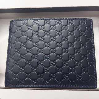 50e8e68c7b9 gucci mens wallet brand new