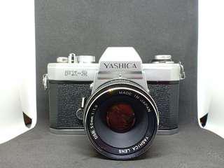 Vintage Yashica FX-2