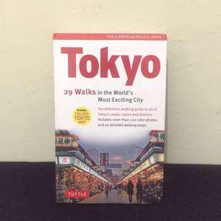 Tokyo With Maps - John H. Martin & Phyllis G. Martin (English)