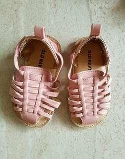 """""""Repriced""""Baby sandals"""
