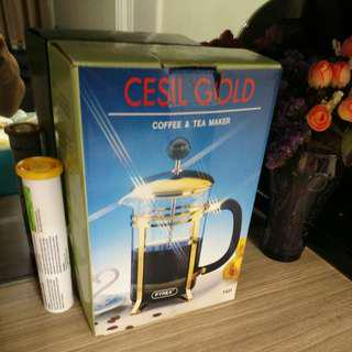 Pyrex 法式濾壓咖啡壺