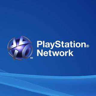 Playstation Account with games for PS4