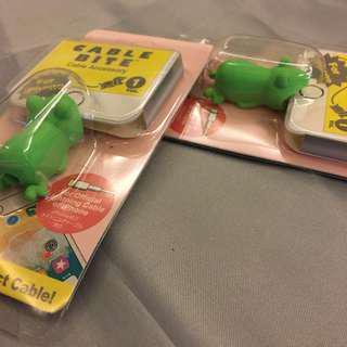 🚚 現貨✨可愛青蛙咬線套