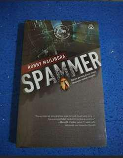Novel SPAMMER by Ronny Mailindra