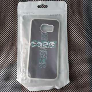 S6edge hard case/ bible verse