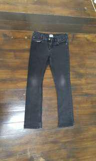 Black jeans for kids 10-12yrs old