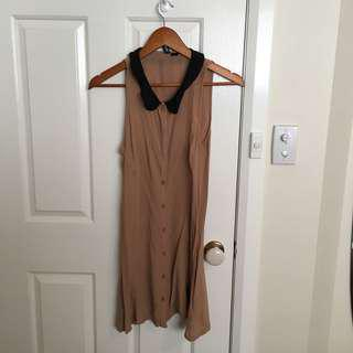Size 8 H&M sheer dress
