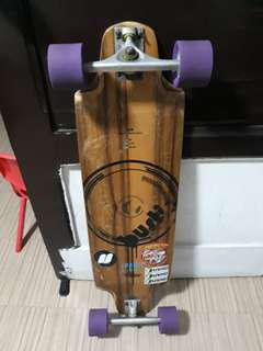Downhill Skateboard/Longboard setup
