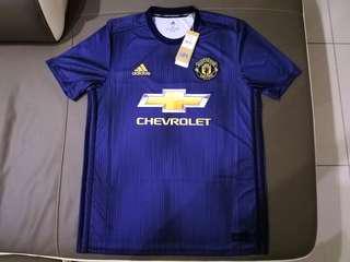 (New) Original Adidas Manchester United 3rd Jersey 18/19