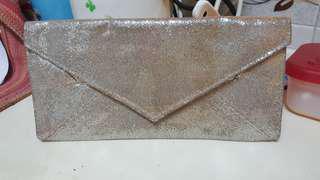 Authentic Victoria Secret Envelope Clutch bought frm US