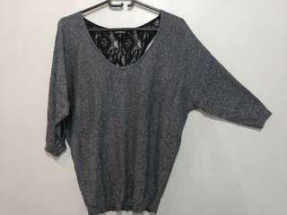 Express(US) knitted top