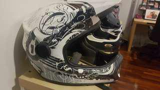 661 full face DH MTB helmet