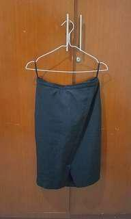 INVIO BLACK SKIRT (ROK KERJA)