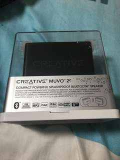 Brand new sealed creative muvo 2 Bluetooth speaker