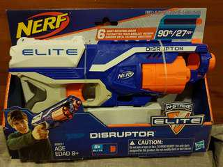 BNIP Nerf N-Strike Elite Disruptor