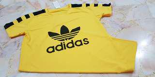 Adidas Dress in Yellow