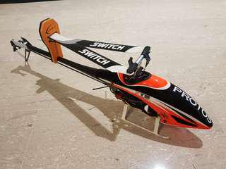 MSH Protos 380 Evo (kit with tail blades only)