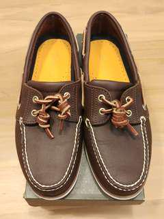 AUTHENTIC Timberland Men's Classic 2-Eye Boat Shoes