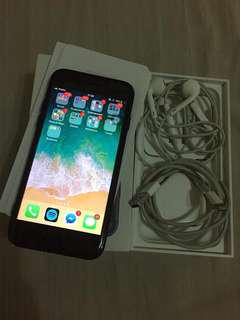 Iphone 7 matte black 128gb