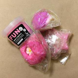 LUSH Bubble Bar Set | Brand New Unopened