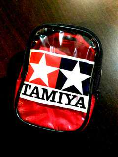 Authentic TAMIYA Mini Pouch