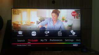 SONY BRAVIA W50B 3D internet TV 50inch