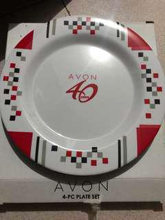 4 pc plate